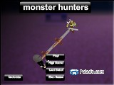 monster hunters A Free Online Game