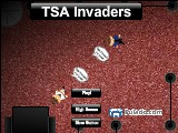 TSA Invaders A Free Online Game