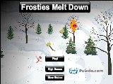 Frosties Melt Down A Free Online Game
