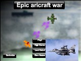 Epic aricraft war