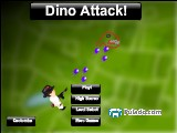 Dino Attack! A Free Online Game