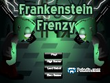 Frankenstein Frenzy A Free Online Game