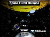 Space Turret Defense A Free Online Game