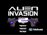 Alien Invasion 2 A Free Online Game