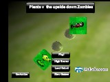 Plants v  the upside down Zombies  A Free Online Game