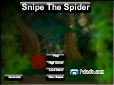 Snipe The Spider A Free Online Game
