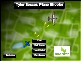 Tyler Seccos Plane Shooter A Free Online Game