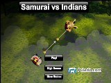 Samurai vs Indians A Free Online Game