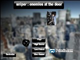 sniper : enemies at the door A Free Online Game