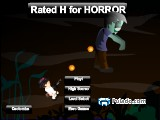 Rated H for HORROR A Free Online Game