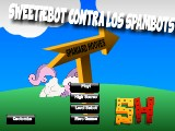SweetieBot contra los SpamBots  A Free Online Game