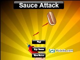 Sauce Attack A Free Online Game