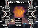 Alien Shootout A Free Online Game
