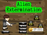 Alien Extermination A Free Online Game