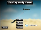 Chunkey Munky Chase! A Free Online Game
