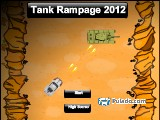 Tank Rampage 2012 A Free Online Game