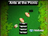 Ants at the Picnic A Free Online Game
