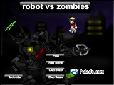 robot vs zombies A Free Online Game