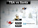 TSA vs Santa A Free Online Game