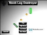 Noob Leg Destroyer A Free Online Game
