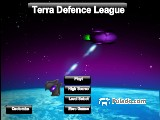 Terra Defence League A Free Online Game