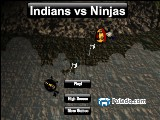 Indians vs Ninjas A Free Online Game