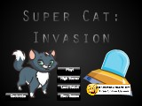 Super Cat: Invasion A Free Online Game