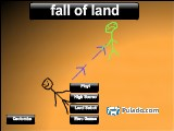 fall of land