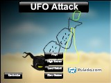 UFO Attack A Free Online Game