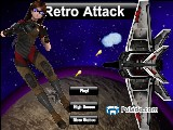 Retro Attack A Free Online Game