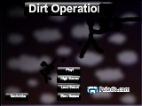 Dirt Operations A Free Online Game