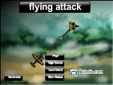 flying attack  A Free Online Game