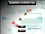 Quarterback Touchdown Pass A Free Online Game