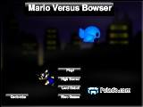 Mario Versus Bowser A Free Online Game