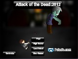Attack of the Dead:2012 A Free Online Game
