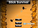 Stick Survival A Free Online Game
