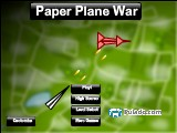 Paper Plane War A Free Online Game