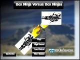 Box Ninja Versus Box Ninjas A Free Online Game