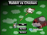 Rabbit vs Chicken A Free Online Game