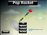 Pop Rocket A Free Online Game