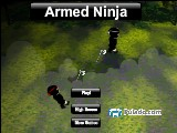 Armed Ninja A Free Online Game