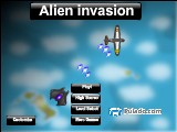 Alien invasion A Free Online Game