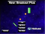 New: Breakout Plus  A Free Online Game