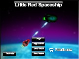 Little Red Spaceship A Free Online Game