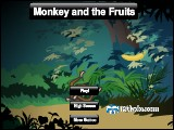 Monkey and the Fruits