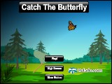 Catch The Butterfly A Free Online Game