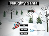 Naughty Santa A Free Online Game