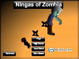 Ningas of Zombia A Free Online Game