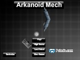 Arkanoid Mech A Free Online Game