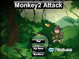 Monkey2 Attack A Free Online Game